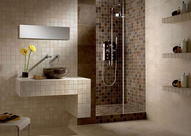 Trucos para aumentar visualmente un baño pequeño