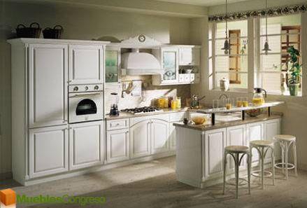 Decoracion clasica cocina archives interiorista for Cocinas clasicas