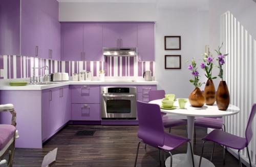 Elige el color adecuado para cada cocina