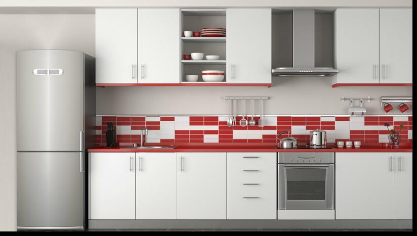 Tipos de cocina seg n su forma for Cocina 3 metros pared