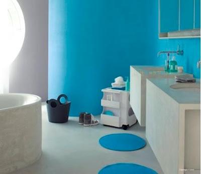 Colores vivos para decorar  las paredes de tu casa