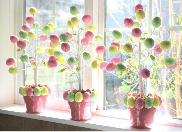 Cómo decorar tu casa en Pascua