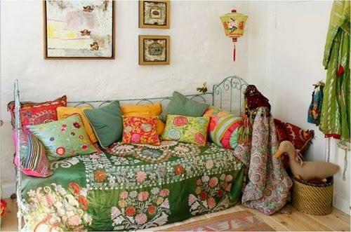 Decoración bohemia para tu hogar