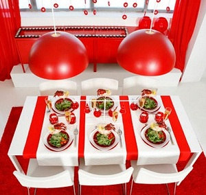 Ideas para una decoración de Navidad moderna