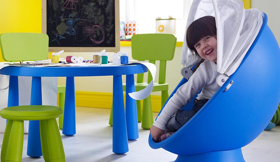 Decora tu casa de forma segura para los niños