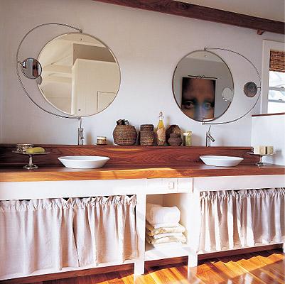 Actualiza la decoración de tu baño