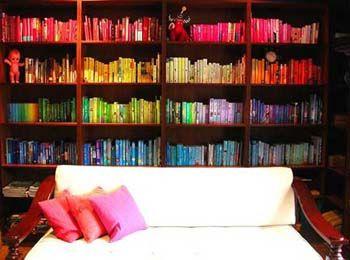 consejos para decorar la biblioteca