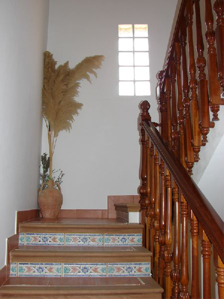 Consejos para decorar una escalera de vecinos for Decorar pared escalera