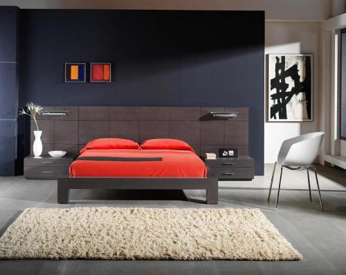 Cómo decorar un dormitorio moderno
