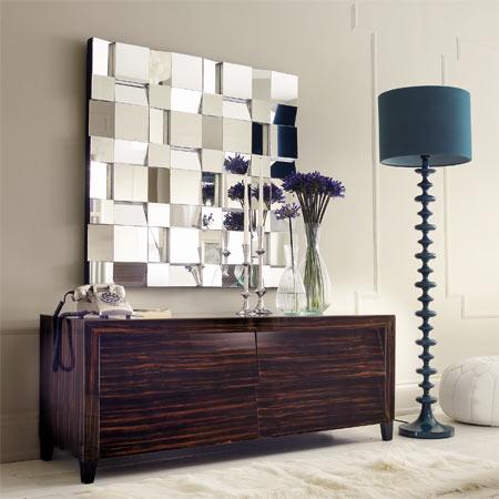 Cómo usar los espejos en decoración