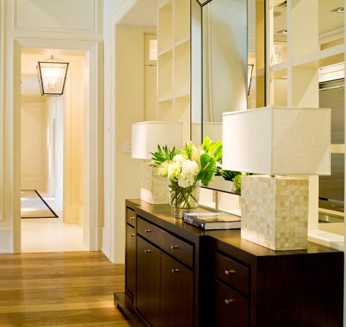 Consejos para iluminar el recibidor - Iluminacion muebles ...