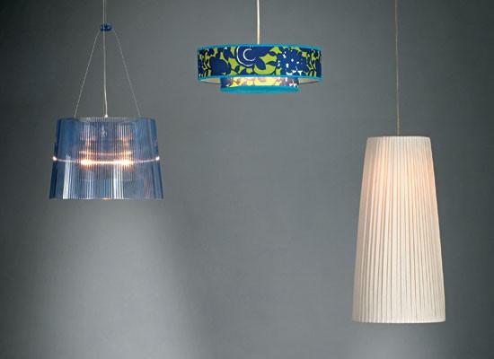 Mi casa decoracion lamparas modernas de techo para la - Lamparas de techo de diseno modernas ...