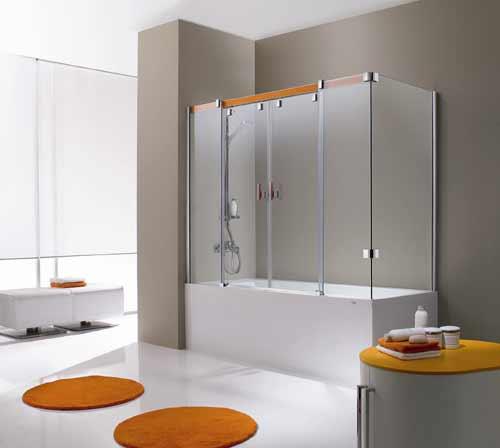 Las ventajas de poner una mámpara en el baño