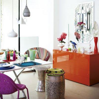 Las claves para mezclar estilos de decoración