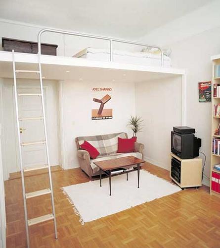 Muebles para decorar pisos pequeños