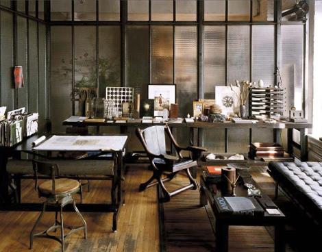 C mo decorar tu negocio al estilo vintage for Muebles industriales madrid
