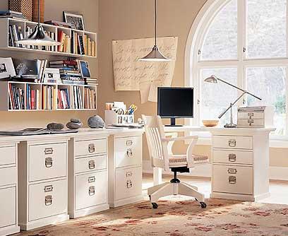 Cómo decorar una oficina en casa