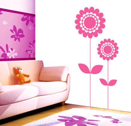 Cómo decorar una pared blanca
