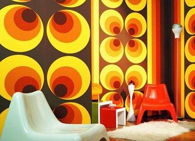 Decora tus paredes con estilo retro