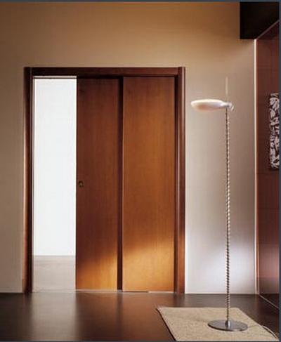 ¿Para qué sirven las puertas correderas?