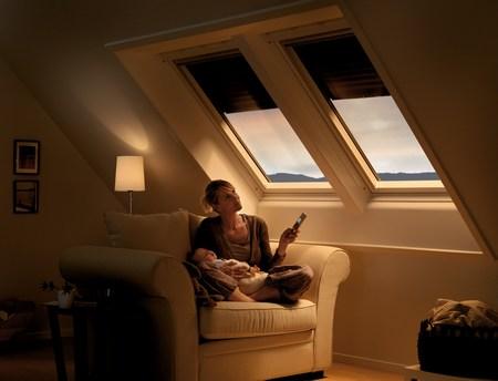 Elige una ventana de techo para tu buhardilla