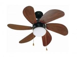 Un ventilador de techo para tu comedor