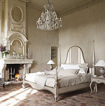 ¿Quieres un dormitorio vintage?