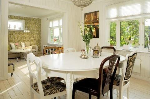 muebles vintage para el comedor